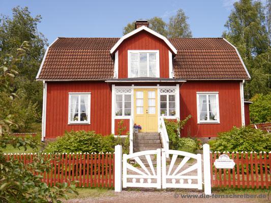 """Das (bewohnte) Haupthaus, der """"Katthulthof"""" schlechthin"""