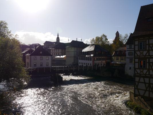 Andere Seite der Regnitz
