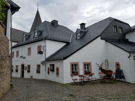 Blick auf das Eifelhaus