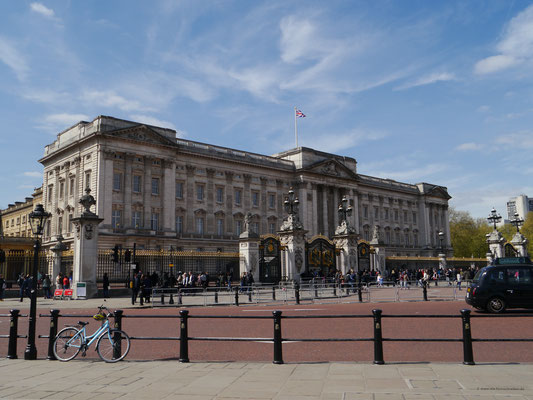 Der Buckingham Palace