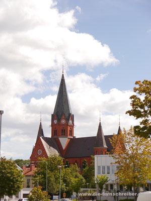 Kirche in Västervik
