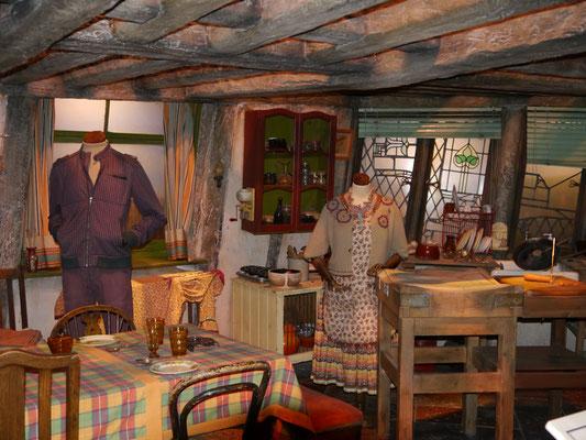 ... Heim der Familie Weasley...