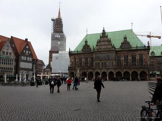 Rathaus am Bremer Marktplatz