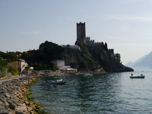 Scaliger-Burg in Malcesine