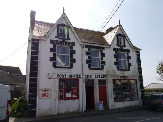 Postgebäude von Lizard
