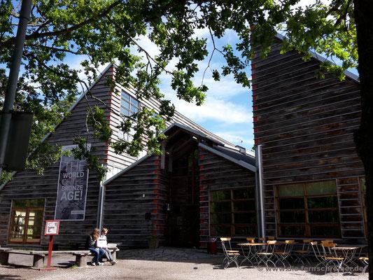 Vitlycke Museum in Tanumshede