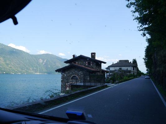 See-Ausblicke nun in Italien