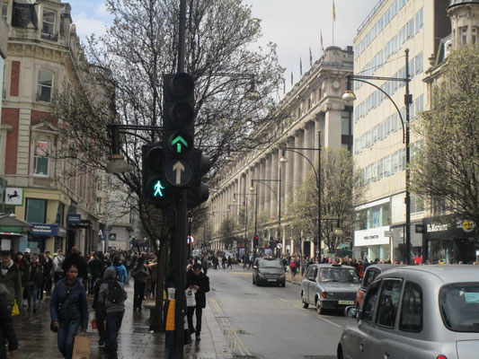 Oxford Street...