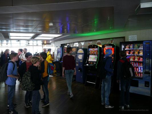 Spielautomaten...