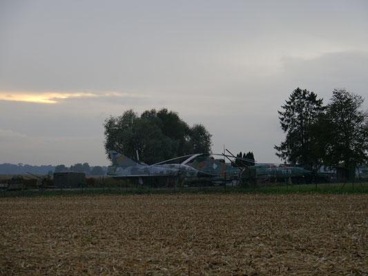 Flugzeuge, Panzer... aus dem 2. Weltkrieg