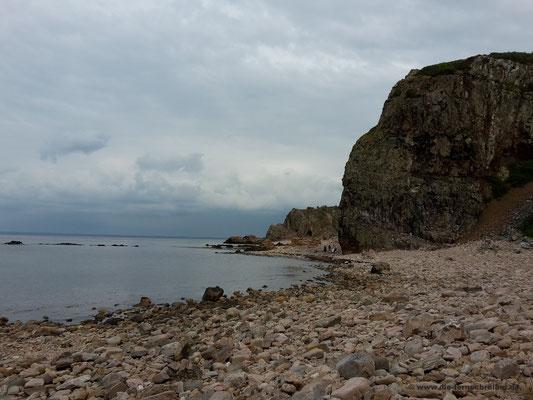 Stein und Fels in allen Formationen