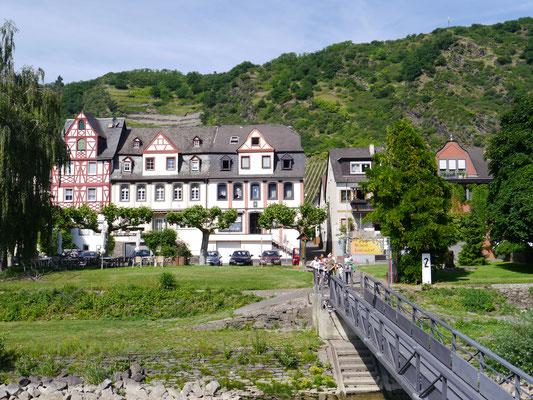 Leutesdorf-Anleger