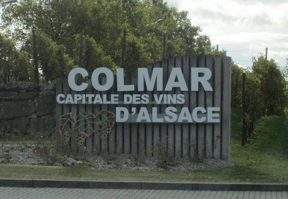 Willkommen in Colmar - Hauptstadt der elsässischen Weine