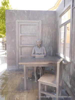 Astrid Lindgren-Denkmal in Vimmerby