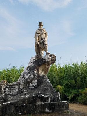 Denkmal des Alessandro Lazzerini di Carrara