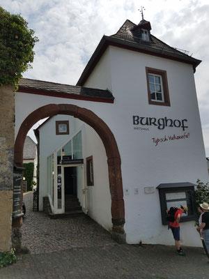 """Burghof""-Restaurant"