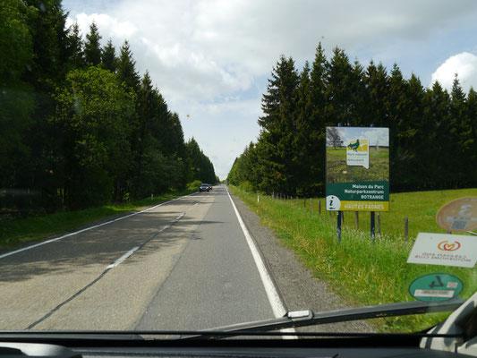 Naturpark Hohes Venn Eifel / Parc naturel Hautes Fagnes Eifel