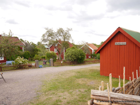 """""""Bullerbyn"""" auf schwedisch"""
