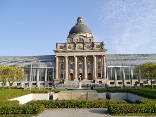 Dienstsitz des Bayerischen Ministerpräsidenten