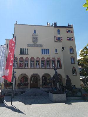 Rathaus von Vaduz