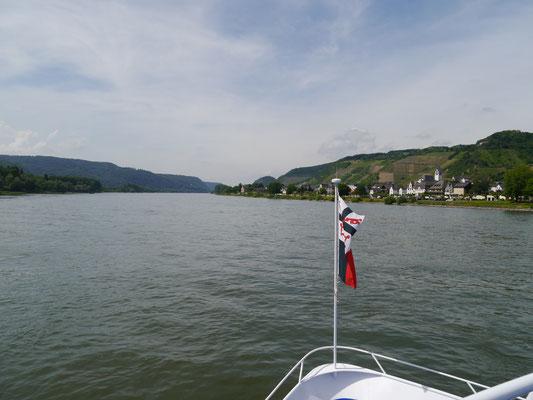 """Auf """"Vater Rhein"""""""