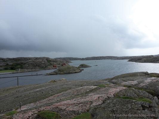 Schärenküste bei Skärhamn