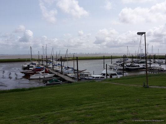 Yachthafen des Butjadinger Yachtclubs