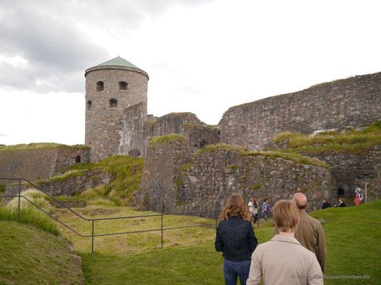 Ab in die Burg
