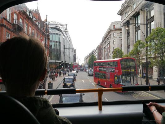 ... kreuz und quer durch London