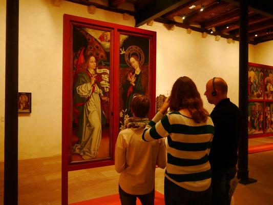 Im Museum Unterlinden