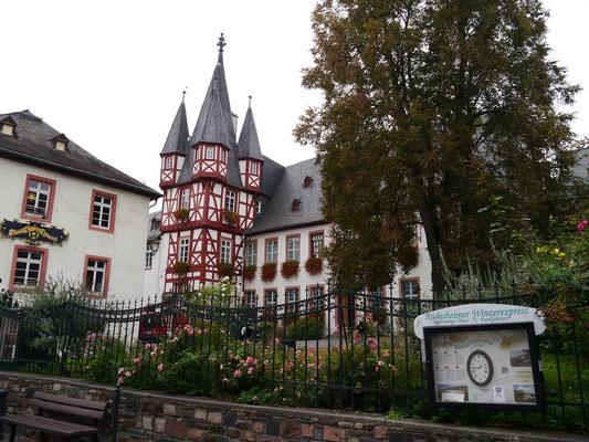 Siegfrieds mechanisches Musikkabinett im Brömserhof