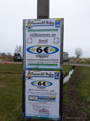 """Stellplatz """"Reisemobil-Hafen"""" Henken..."""