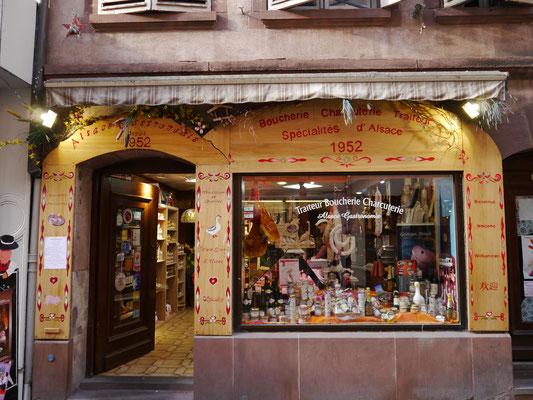 Spécialités d'Alsace