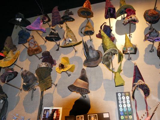 ... und noch mehr Hüte