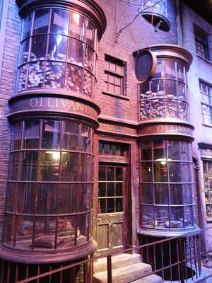 Ollivanders Zauberstabladen