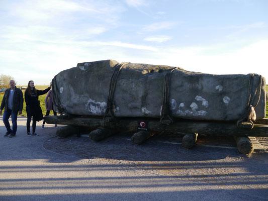 Imposantes Steinchen