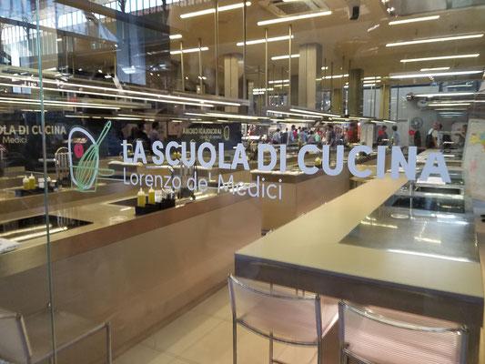 "Kochschule ""La Scuola di Cucina Lorenzo de Medici"""