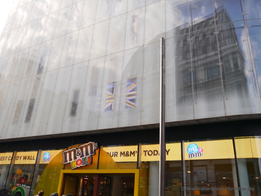 M&M's-Store