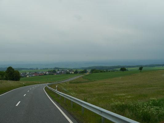 Eifel-Landschaft