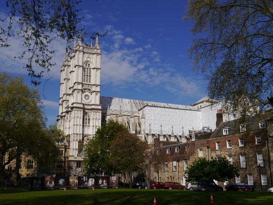 ... befindet sich in der City of Westminster...