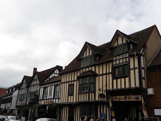 Historische Bauten...