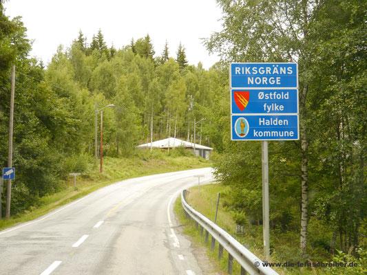 """Riksgräns Norge"""