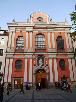 Bürgersaalkirche