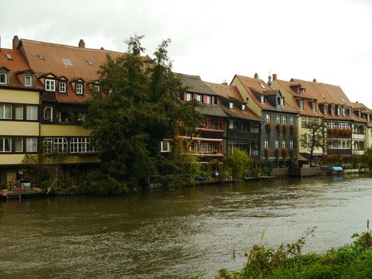 ... ehemaligen Fischersiedlung von Bamberg