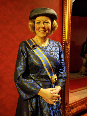 ehemalige Königin Beatrix