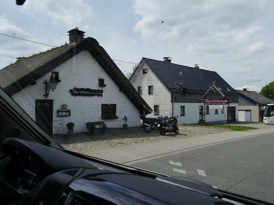 """""""Altes-Eifelhaus"""" seit 1650 ein Stück Eifel"""