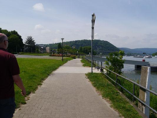 Promenade zum Anleger