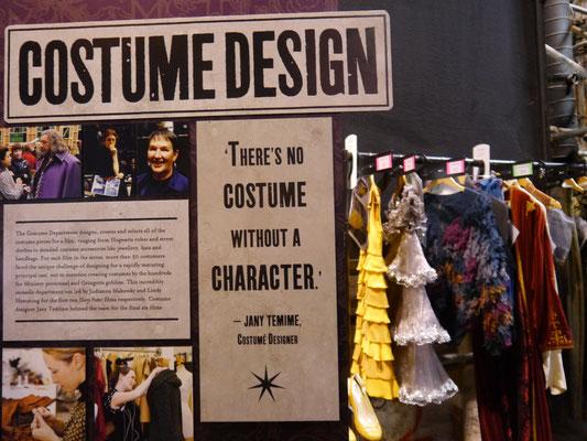 """""""Es gibt kein Kostüm ohne Charakter."""""""