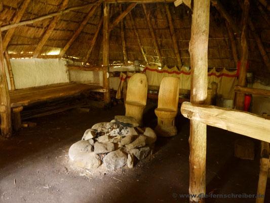 Sitzgelegenheiten anno dazumal... vor 3000 Jahren