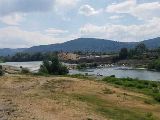 Am Fluss Arno